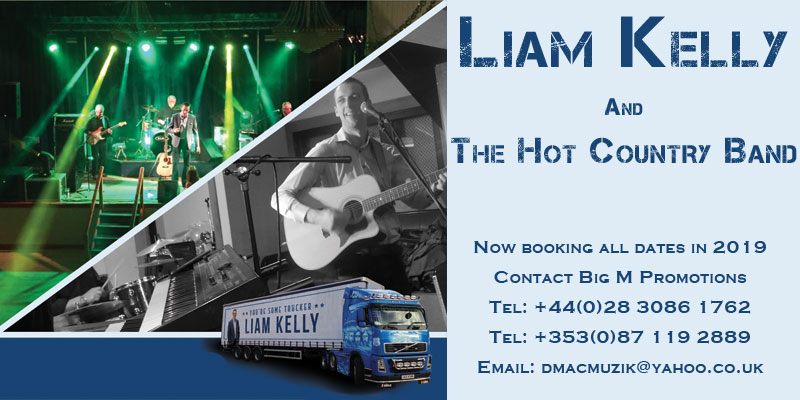 Liam Kelly - The Hot Country Band