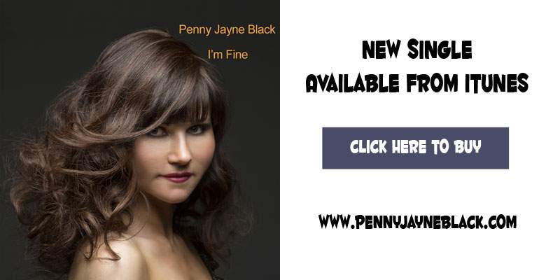 Penny Jayne Black - Singer, Songwriter, Performer