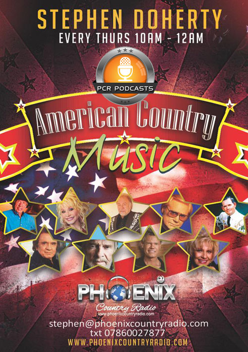 Legends Of American Country Music
