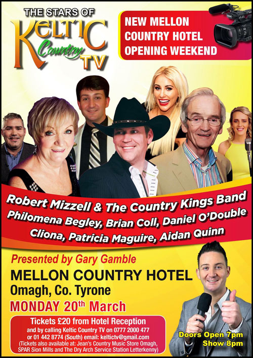 The Stars Of Keltic Country TV