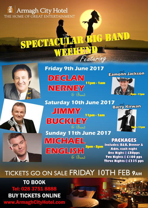 Spectacular Big Band Weekend
