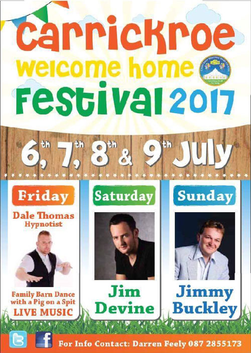 Carrickroe Welcome Home Festival