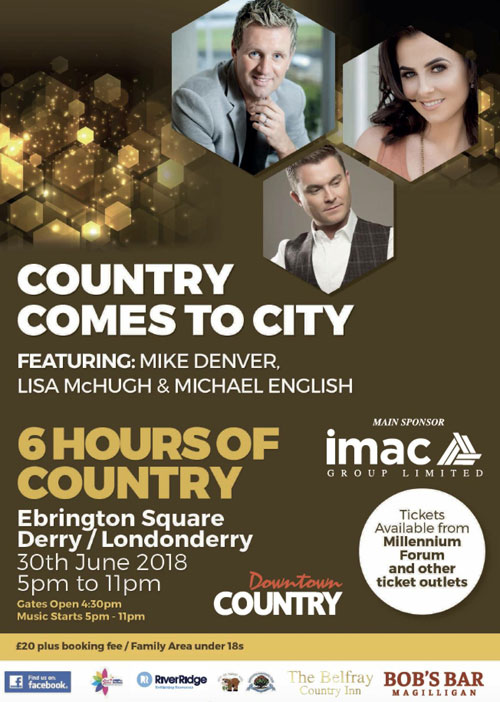 Country Comes To City
