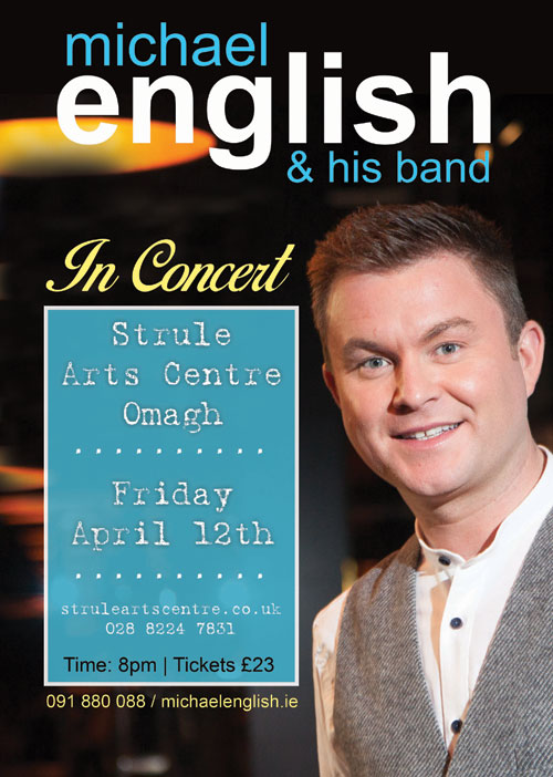 Michael English In Concert